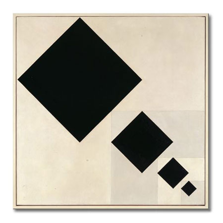Composition Arithmétique - Theo van Doesburg