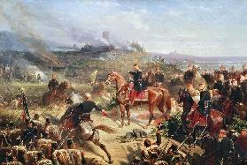 Battle of Solferino, 24th June 1859