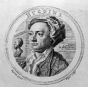 William Huggins; engraved by Thomas Major