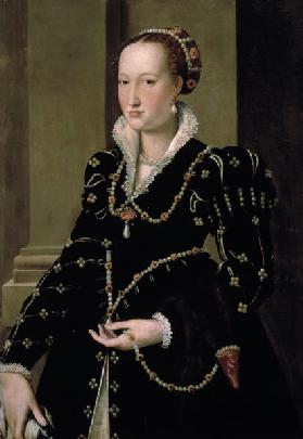 Portrait of Laudomia de Medici