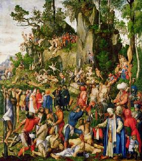 Martyrdom of the Ten Thousand