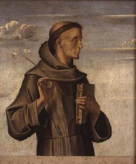 St. Anthony of Padua, 1480