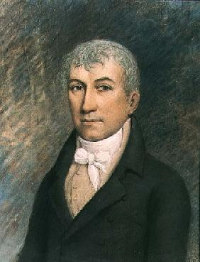 Portrait of James Monroe (1758-1831)