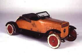 Toy Roadster, c.1920 (tin)