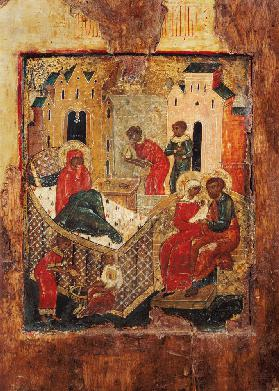 The Birth of the VirginRussian (Moscow)