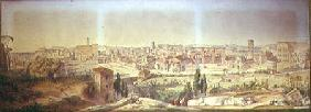 Rome As It Is, from the Palatine Hill