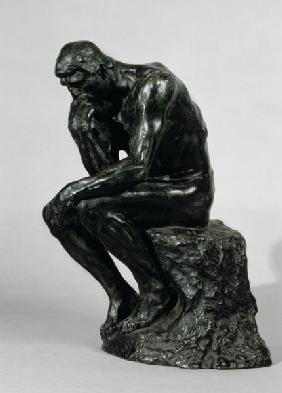 The Thinker (Le Penseur)