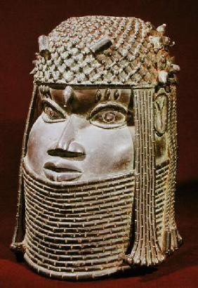 Head of an Oba King