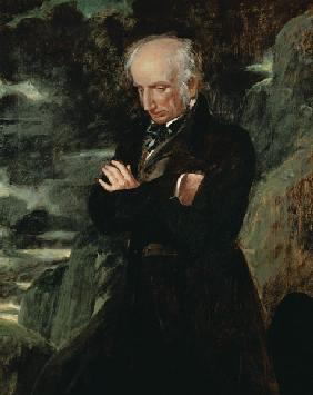 Portrait of William Wordsworth (1770-1850)