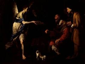 The Healing of Tobit by Tobias