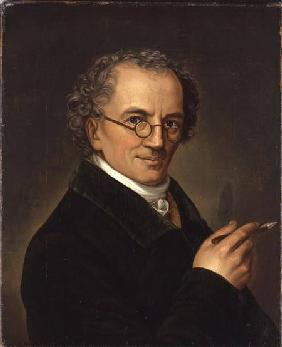 The Artist Friedrich Carl Groger (1766-1838)