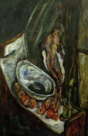 Still Life with Pheasant