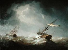Dismasted