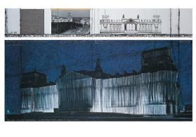 Wrapped Reichstag VII  - (...