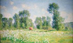 Effect of Spring, Giverny