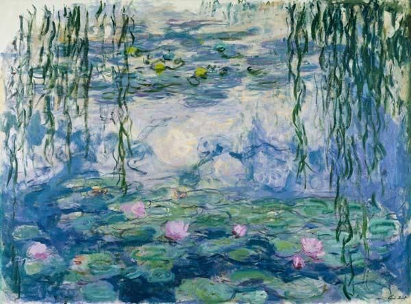 Waterlilies 1916 - Claude Monet