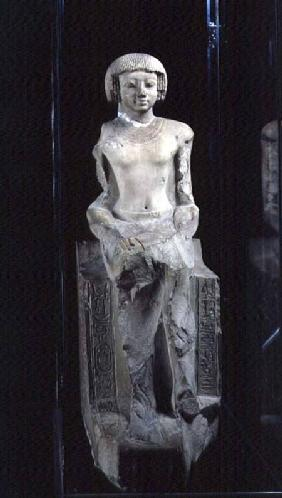Statue of Ramesses, 19th-20th Dynasty, New Kingdom