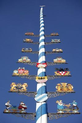 Maibaum in Bad Aibling