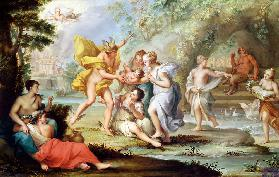 The Birth of Bacchus