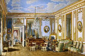The Study of the Empress Eugenie at Saint-Cloud
