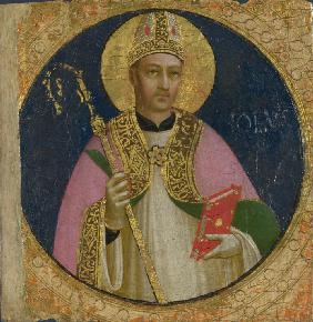 Saint Romulus (Panel from Fiesole San Domenico Altarpiece)