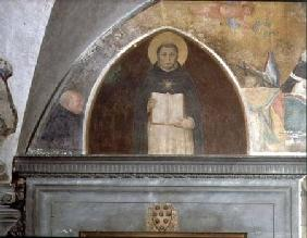 St. Thomas (fresco)