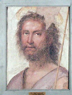 St. John the Baptist (fresco)