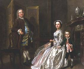 The Bedford Family, also known as the Walpole Family