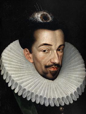 Portrait of Henry III of France, King of Poland and Grand Duke of Lithuania