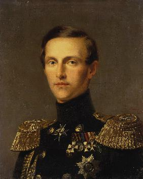 Portrait of Grand Duke Konstantin Nikolayevich of Russia (1827-1892)