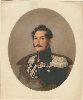 Portrait of Count Alexey Fyodorovich Orlov (1787-1862)