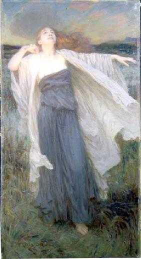 Will-o''-the-Wisp, 1903 (oil on canvas)