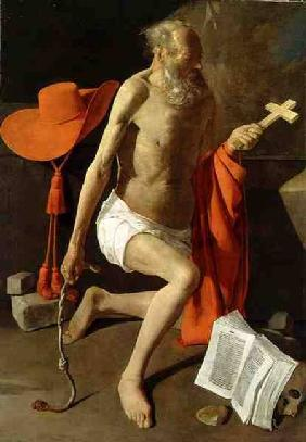 The Penitent St. Jerome