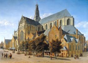 Church of St. Bavo in Haarlem