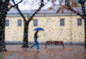 ....a rainy day