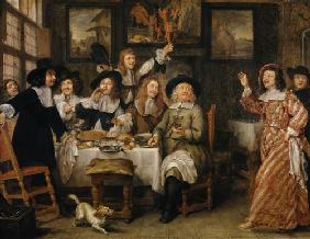 The Artists' Meal