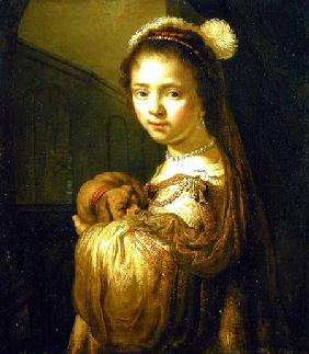 Picture of a Young Girl