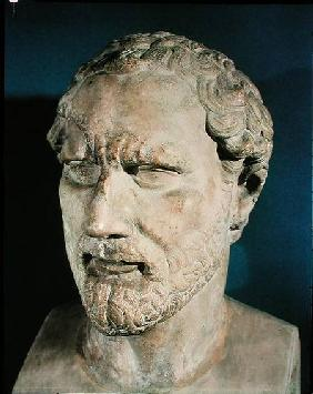 Bust of Demosthenes (384-322 BC)