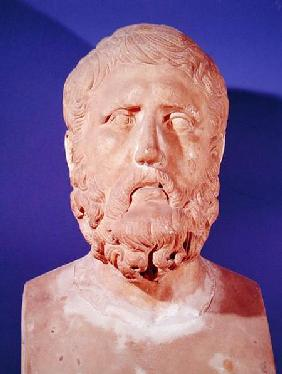 Bust of Zeno of Citium (c.335-c.264 BC)
