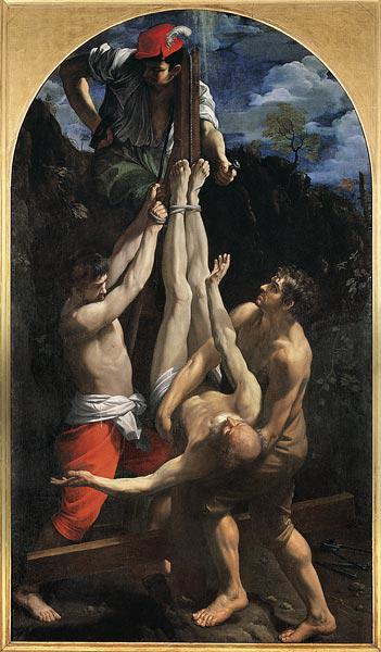 Reni / Crucifixion of St.Peter / c.1604
