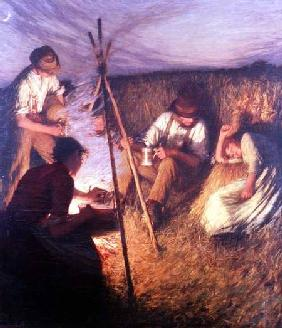 The Harvester's Supper