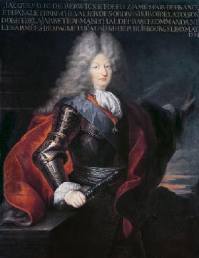 James Stuart Fitzjames (1670-1734) 1st Duke of Berwick