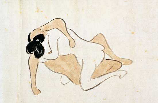 Kunst shunga Michel Beurdeley,