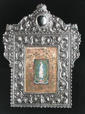 Miniature of The Virgin of Guadalupe