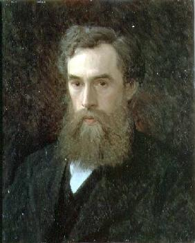 Portrait of Pavel Mikhailovich Tretyakov (1832-98)