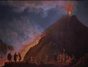 Vesuvius , Eruption