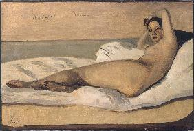 Marietta (The Roman Odalisque)