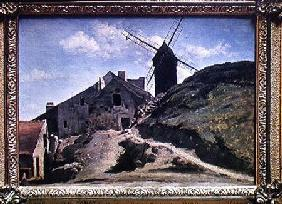 A Windmill at Montmartre