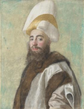 Portrait of a Grand Vizier