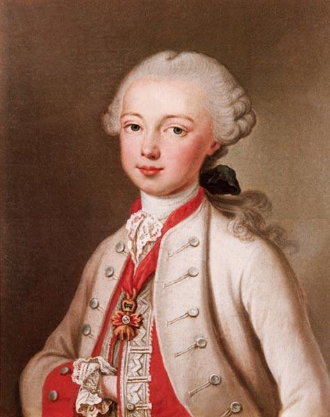 Leopold II (1747-92) Holy Roman Emperor and Grand-duke of Tuscany